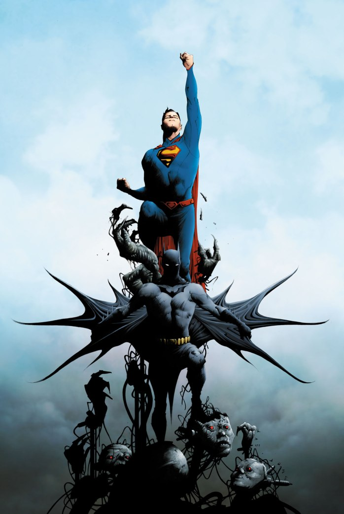 Greg Pak, Jae Lee and Ben Oliver take on DC greatest heroes!